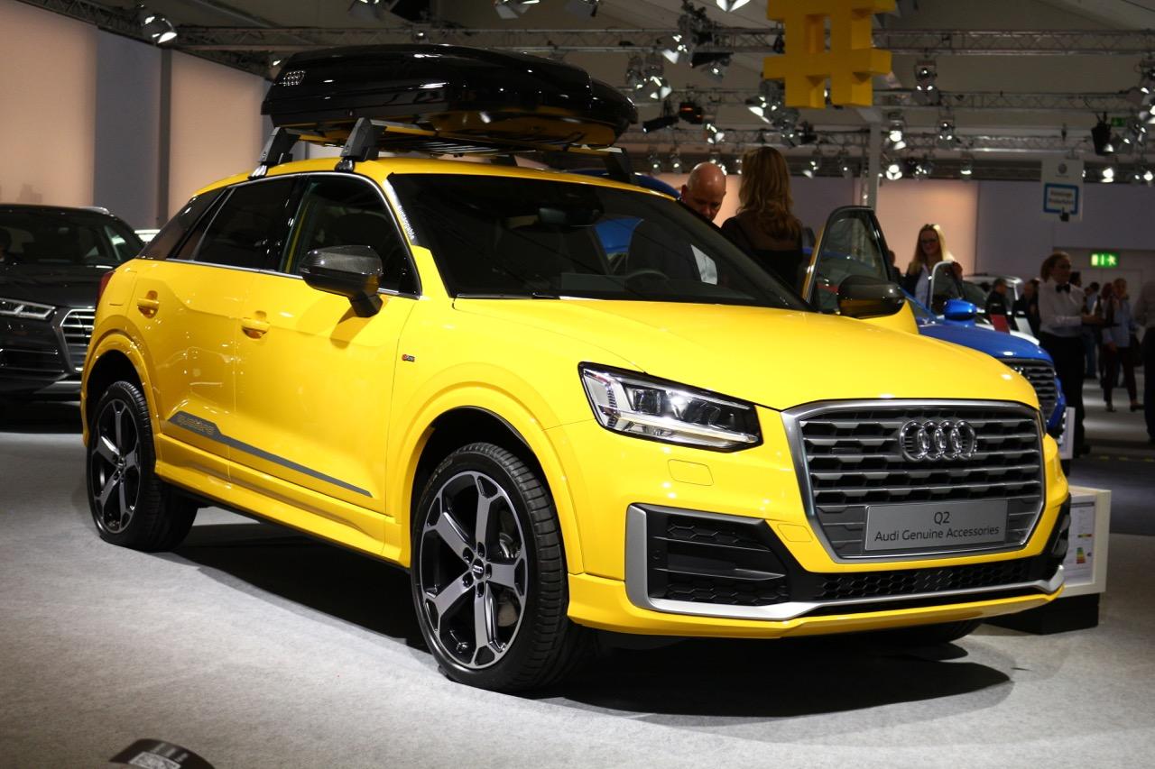 Audi Q2. Testwahrscheinlichkeit: Hoch - Korays Car Blog